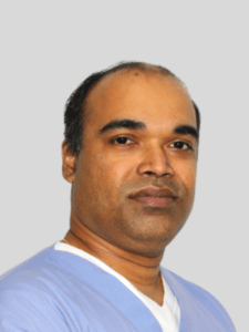 Dr. Prisly Thomas MDS specialized in implants and orofacial pain